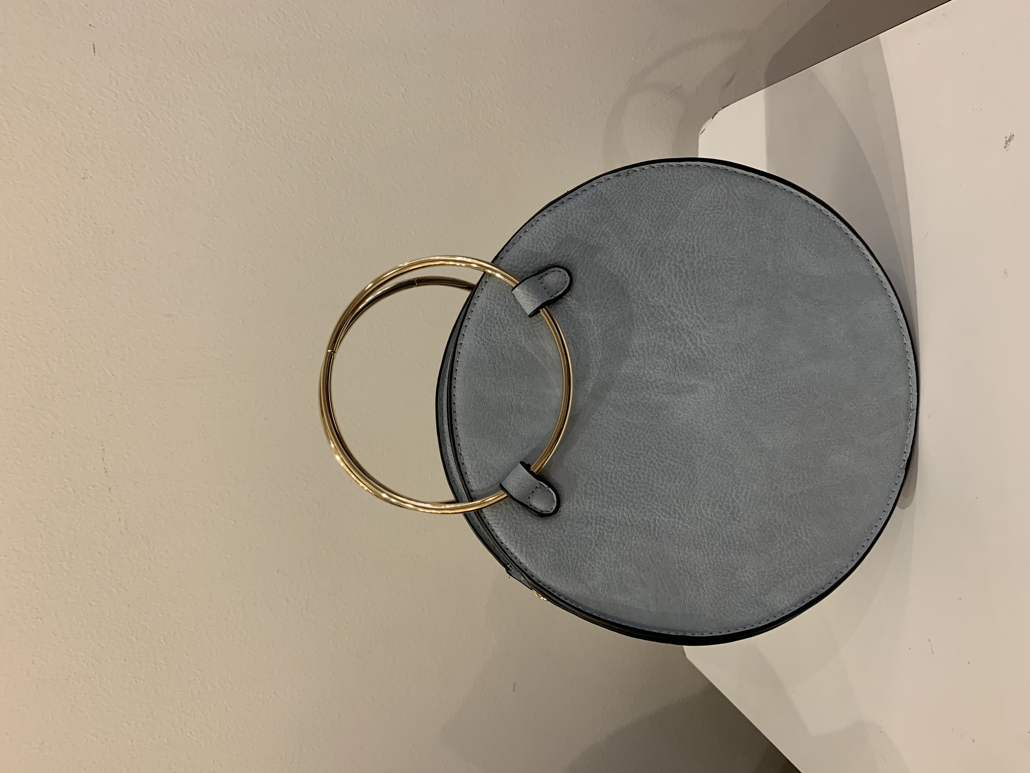 Pastel Goldie Ring Purse