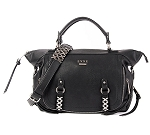 75403 Black EVVE Satchel