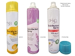 Disinfectant Spray Cans 500 ml 16.9 oz Fresh Flavors - Buy Bulk and Save - Pack of 3 Assorted