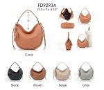 FD9293A Hobo Handbag