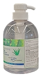 Moisturizing Hand Sanitizer 75% Alcohol Kills 99.99% of Germs 500ml or 16.9 OZ