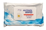 Alcohol Wipes Pack of 50