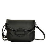 MoDA-Classic Mini Downtown Cross-Body Handbag Shoulder Adjustable Strap Purse for all iPhones Galaxy and Android Phones